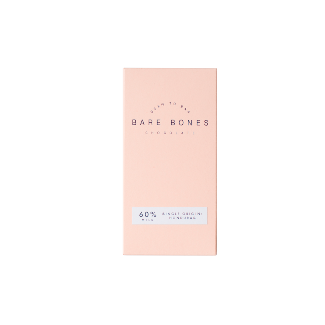 Bare Bones Honduras 60% Milk