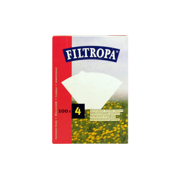 Filtropia Filter papers ideal for Moccamaster home filter brewing
