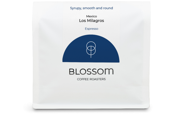 Los Milagros coffee bag