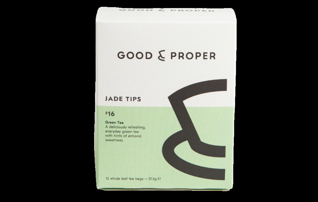 Good & Proper Tea Jade Tips Green